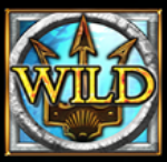Wild symbol ze hry Mighty Trident online