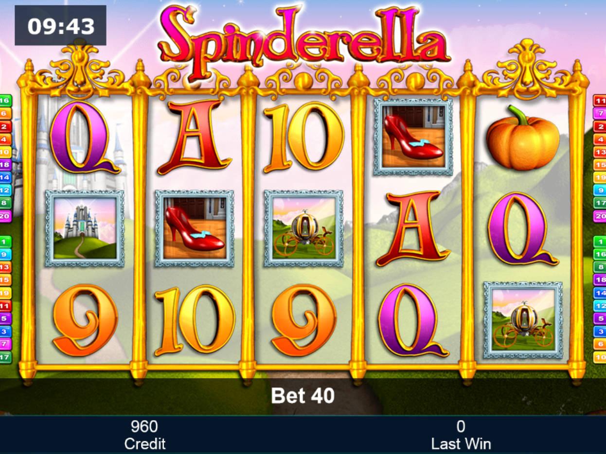 spinderella casino