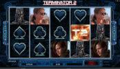 Herní casino automat Terminator 2 online
