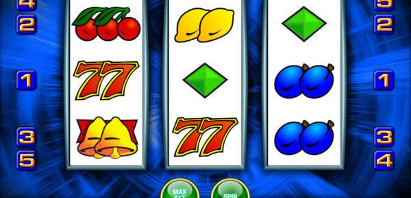 Hrací kasino automat zdarma Triple Triple Chance