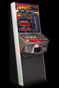 Automat Turbo Gold z offline kasina