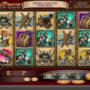 Kasino herní automat Wild Pirates online