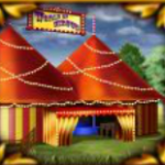 Symbol scatter ze hry automatu World of Circus online