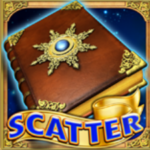 Scatter symbol ze hry automatu Zodiac Wheel online