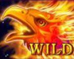 Wild symbol pro automat Arising Phoenix online
