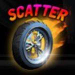Scatter symbol z automatové hry Bikers Gang
