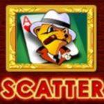 Scatter symbol ze hry Billyonaire online