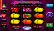 Online casino automat Black Magic Fruits