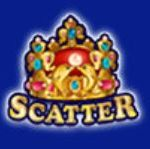 Scatter symbol - Blue Dolphin online automat