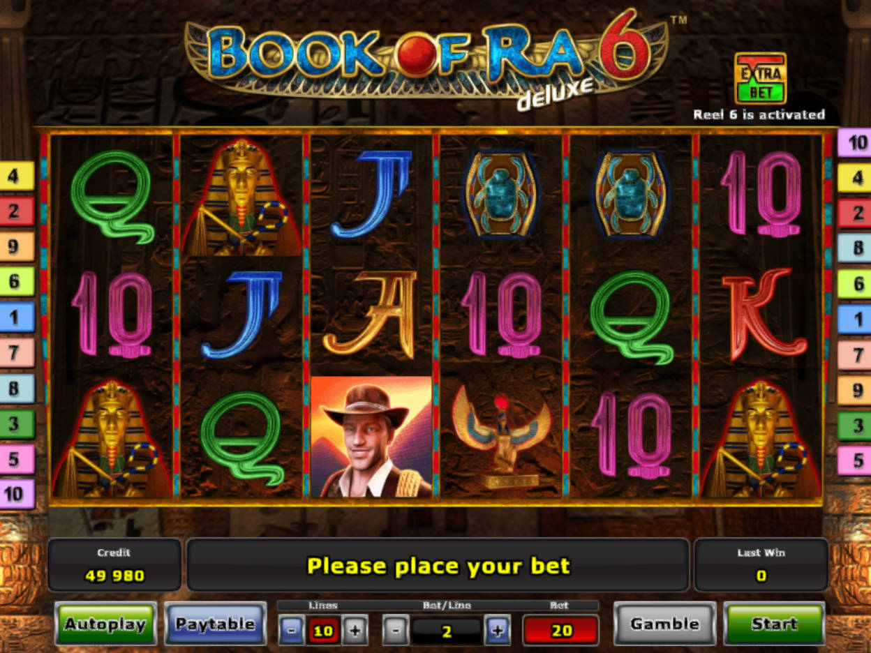 online casino blackjack book of ra automat