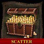 Scatter z casino automatu Booty Time zdarma