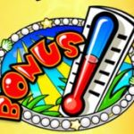 Bonusový symbol ze hry automatu Costa del Cash