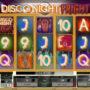 Herní casino automat Disco Night Fright online