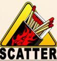 Scatter symbol z online hracího automatu Firestarter