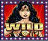 Wild symbol z online automatu Wonder Woman