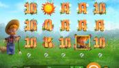 Online herní automatu Bumper Crop zdarma