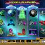 Herní automat bez registrace Cosmic Invaders online