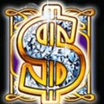 Symbol wild z hracího automatu Crystal Cash