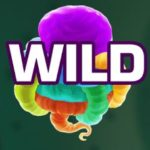 Symbol wild - online automat Cyrus the Virus