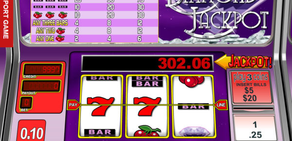 Diamond Jackpot casino automat online