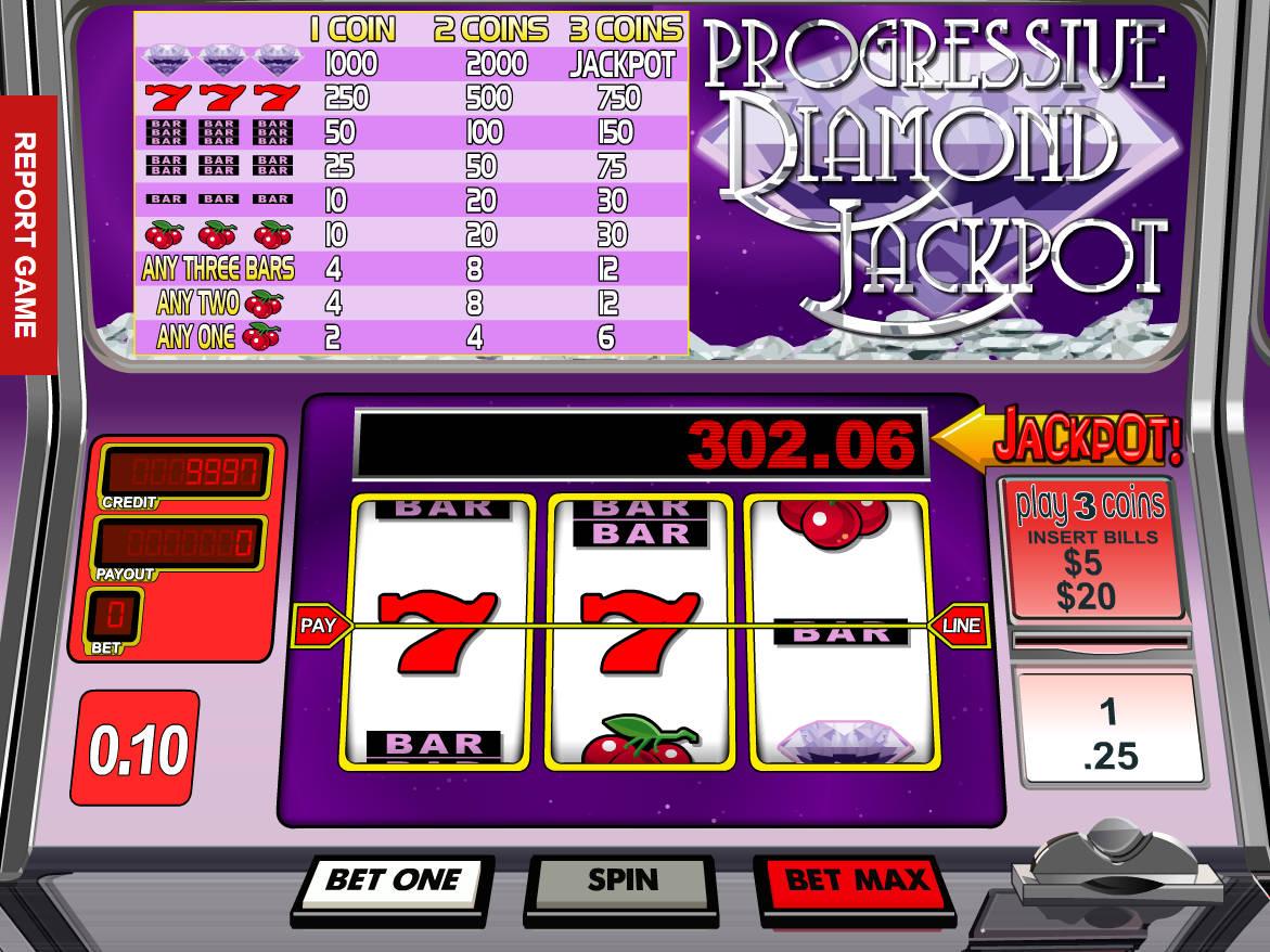 online casino jackpot  automat