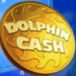 Scatter z výherního automatu Dolphin Cash online