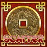 Scatter symbol z herního automatu Double Bonus Slots