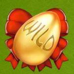 Wild symbol ze hry automatu Easter Eggs online