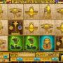 Hrací automat Egyptian Rebirth online