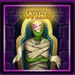 Wild symbol - online automat Egyptian Rebirth bez vkladu