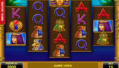 Casino automat Eye of Ra online