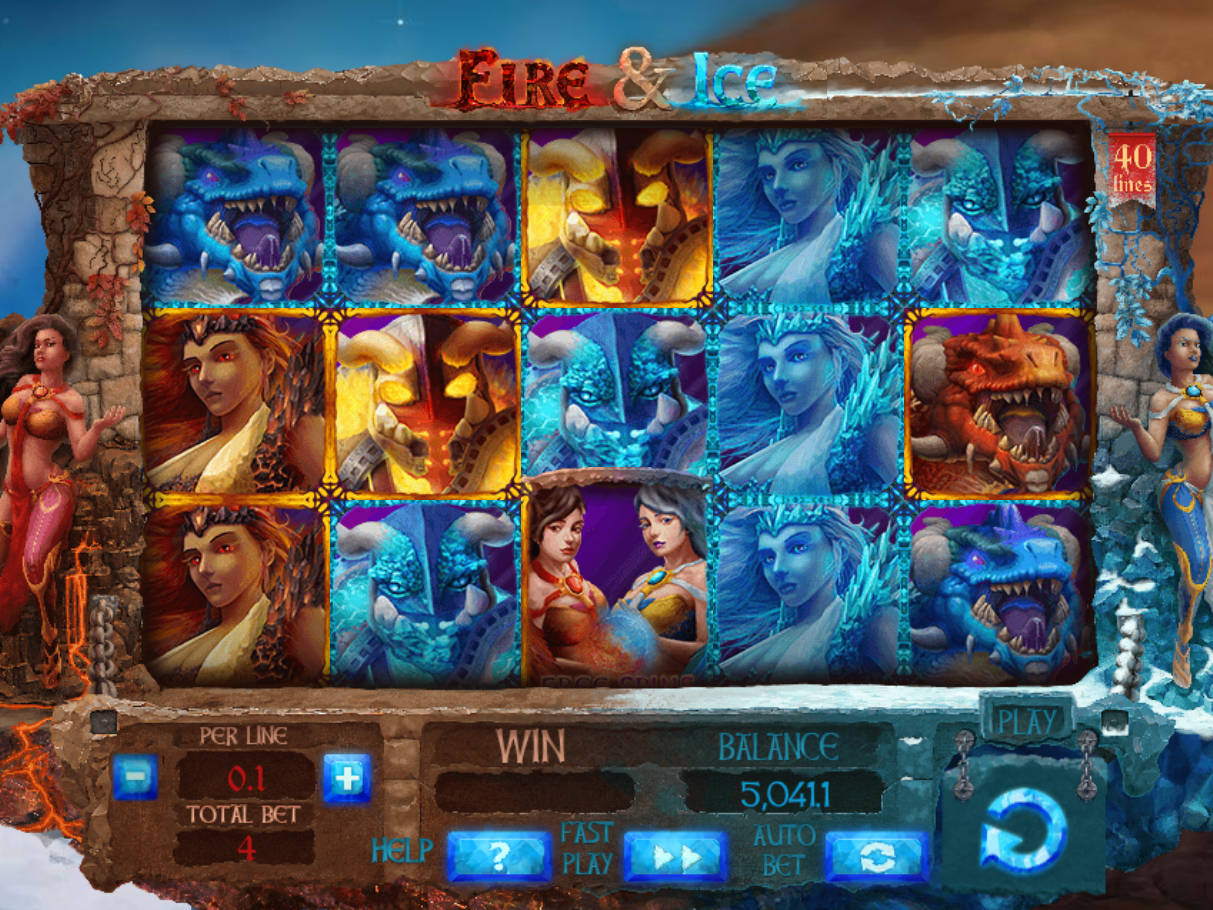 fire and ice online