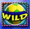 Symbol wild z výherního automatu Football Carnival online
