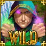 Wild symbol ze hry automatu Forest Harmony zdarma