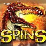 Online automat Heroic - symbol volných spinů