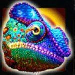 Symbol wild ze hry automatu King Chameleon online