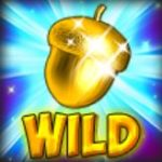 Automat Nuts Commander online - wild symbol