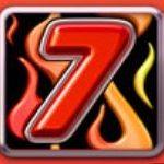 Wild symbol ze hry automatu Wild 7 online