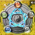 Symbol scatter - herní online automat 5 Elements