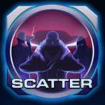 Scatter symbol - online herní automatu Drive Multiplier Mayhem