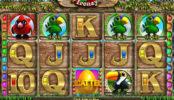 Herní online kasino automat Feathered Frenzy