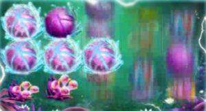 Obrázek ze hry online automatu Fruitoids