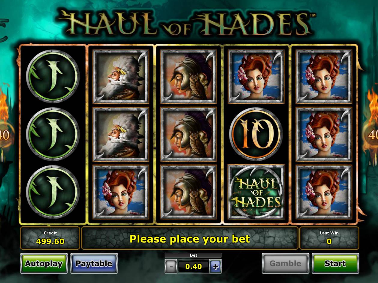 online casino games hades symbol