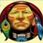Symbol wild z online automatu Indian Dreaming