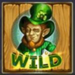 Wild symbol z automatové hry Irish Charms online