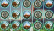 Obrázek ze hry automatu Slotsaurus online