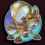 Bonusový symbol z automatové hry A Switch in Time