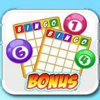 Bonusový symbol - Bingo Slot od společnosti Parlay Games