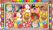 Online herní automat Candy Cottage
