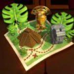 Bonusový symbol ze hry automatu City of Gold